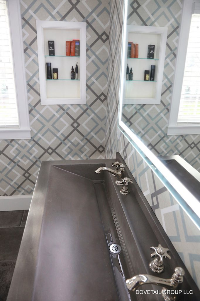 Dovetail Group LLC - Bathrooms