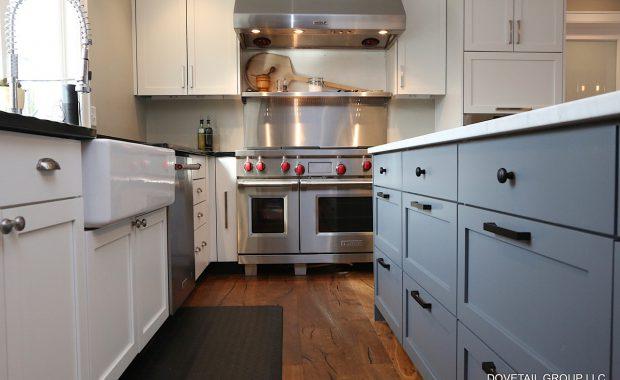 Dovetail Group LLP - Kitchen detail