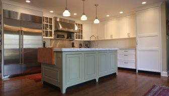 Dovetail Group LLP - Classic kitchen remodel