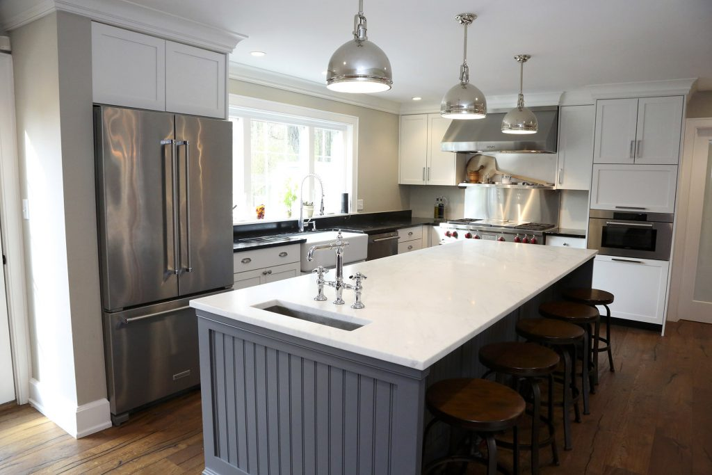 Dovetail Group LLC country kitchen