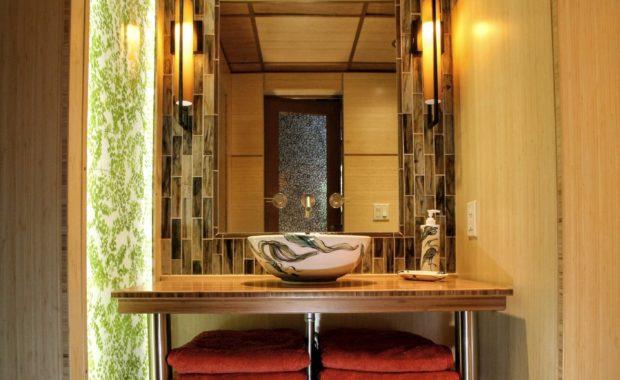 Bath remodel project